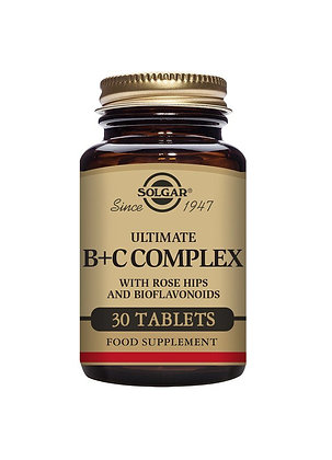 Solgar Ultimate B&C Complex