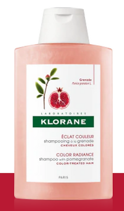 Klorane Color-enhancing Shampoo with Pomegranate