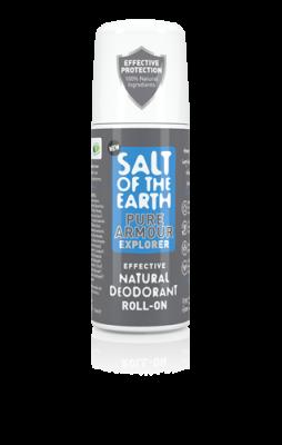 Salt of the Earth Pure Armour Explorer Natural Deodorant