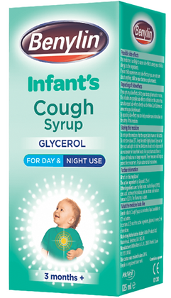 Benylin Infant's Cough Syrup