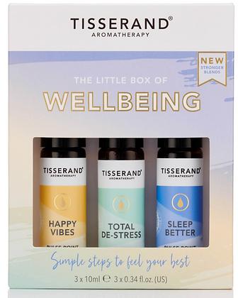 Tisserand Little Box of Wellbeing