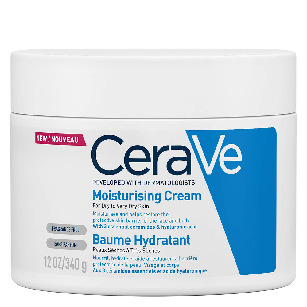 CeraVe Mositurising cream for very dry skin