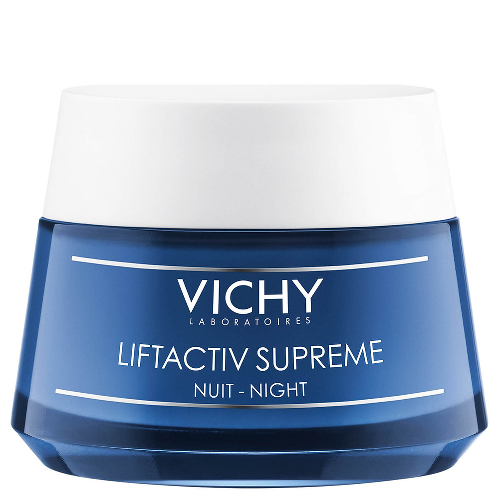 Vichy LiftActiv Night Anti-Wrinkle & Firming Care. Anti-ageing night cream