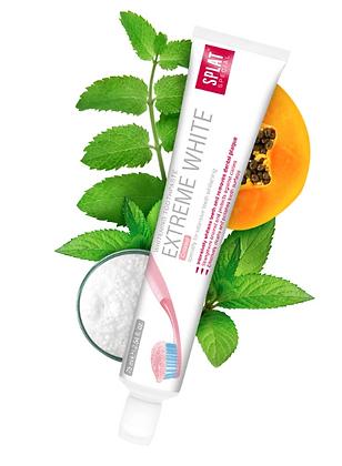 Splat Extreme White Toothpaste 75ml