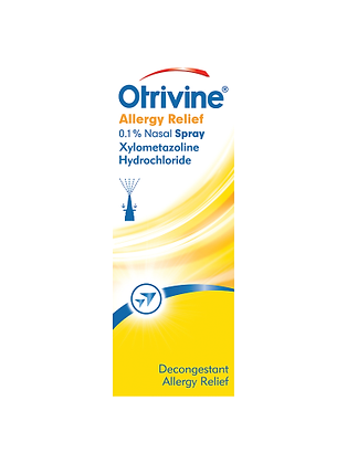Otrivine Allergy Relief