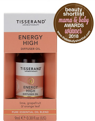 Tisserand Energy High Diffuser Oil (9ml)