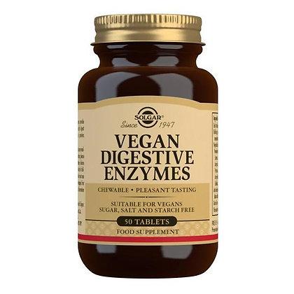 Solgar Vegan Digestive Enzymes