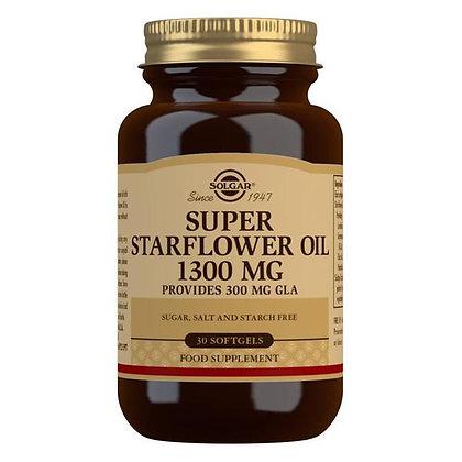 Solgar Starflower Oil 1300mg Softgels (30)