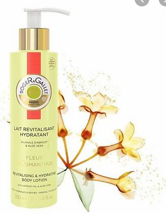 Roger & Gallet Fleur D'Osmanthus Sorbet Body Lotion (200ml)