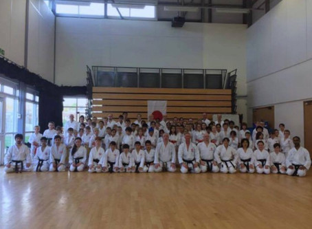 A.S.K.A Gradings March 4, 2017