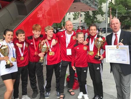 WUKF World Championship success June 25, 2019