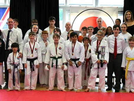 WTKO Nationals 2016 Children's Competition