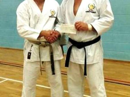 JKS England Black and Brown belt Course 28/9/14