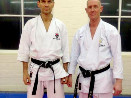 Richard Amos Course 17/12/2012
