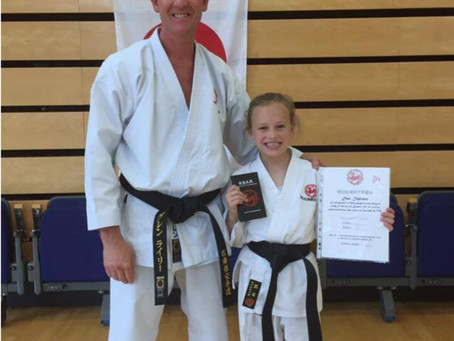 A.S.K.A Gradings June 3, 2017