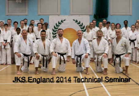 JKS England Technical Seminar 2014
