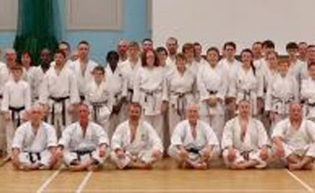 JKS England Black and Brown belt Course, 18/1/2015