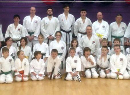 WTKO GB Squad training, Lancaster