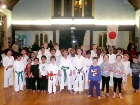 Junior classes / beginners
