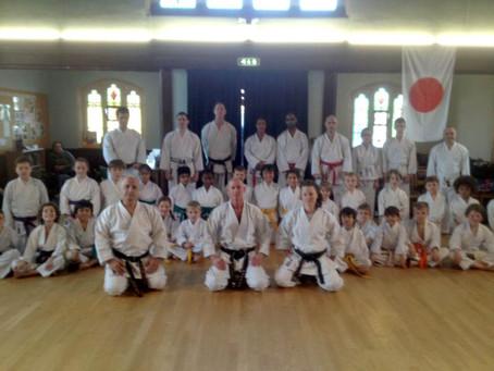 Club Gradings 1/12/2012