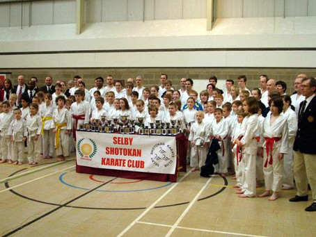 Selby Competition 6/5/2012
