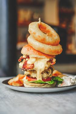 The Open Jar Burger