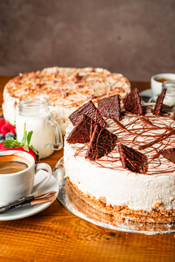 Aftereight & Gingerbread Cheesecake