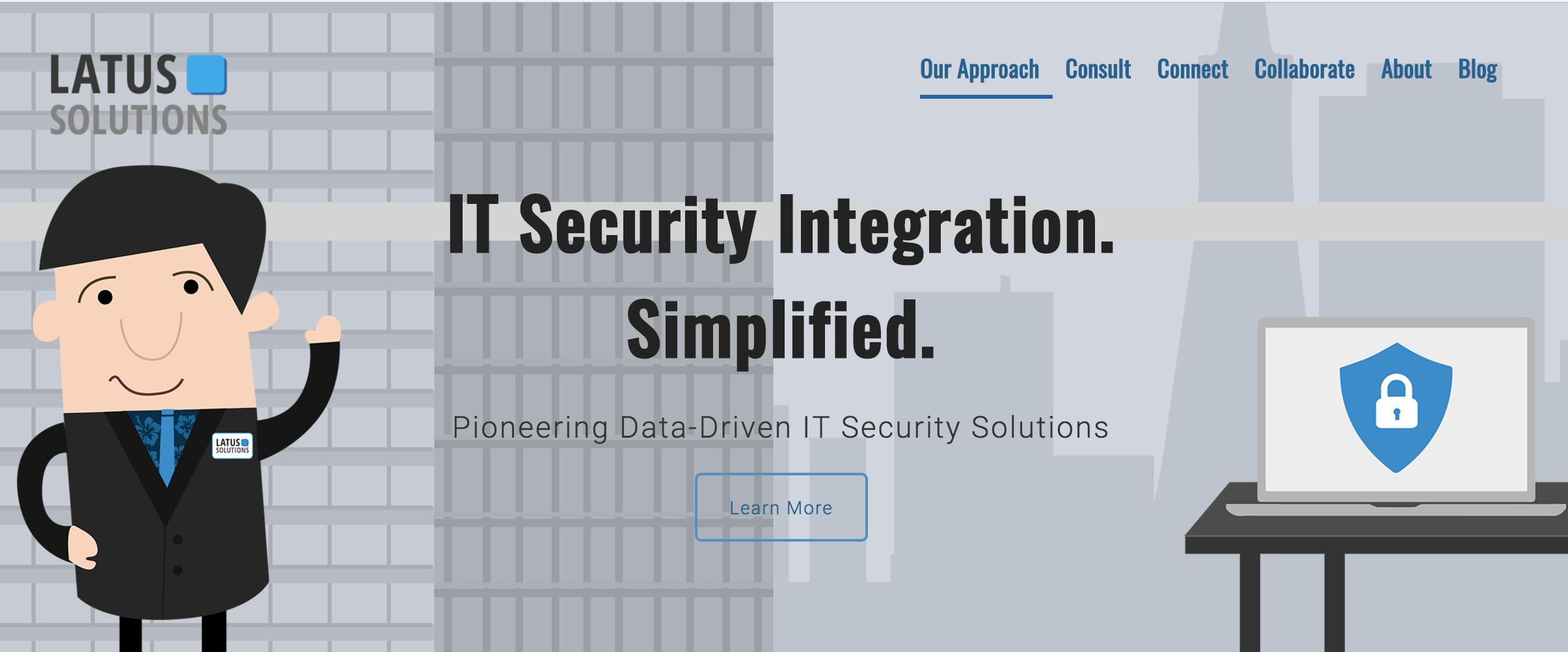 Website Element - Homepage Banner