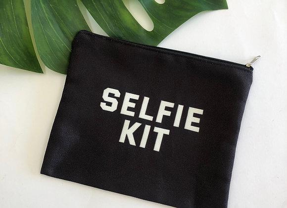 Cosmetiquera selfie kit