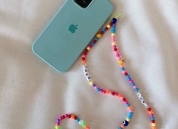 Phone strap largo love
