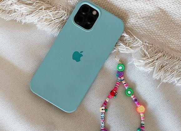 Phone strap frutas love