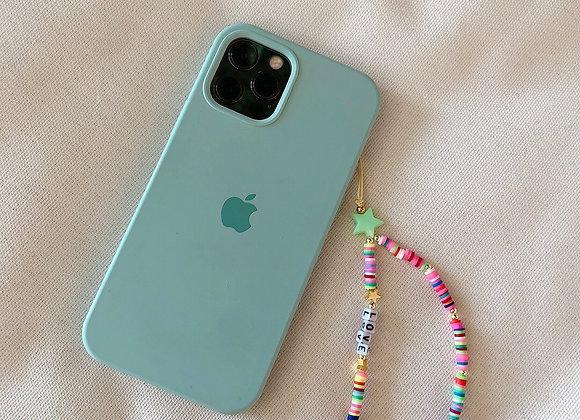 Phone strap love stars