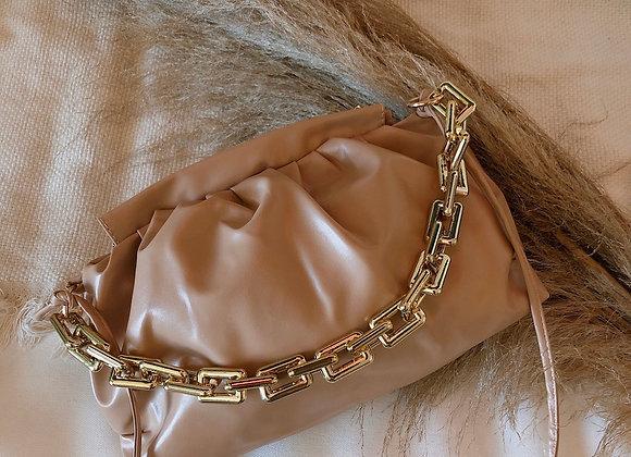 Bolsa Julieta camel