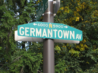 Germantown Avenue and High Street