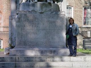 Pastorius Monument