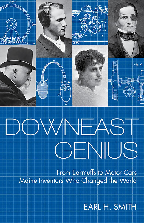 Downeast Genius (Signed Edition)