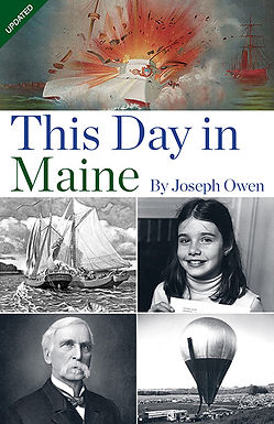 This Day in Maine (Pre-Order)