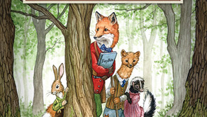 Q&A | Children's Book Author and Illustrator Astrid Sheckels