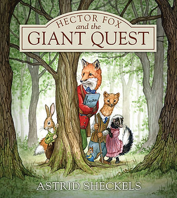 Hector Fox and the Giant Quest