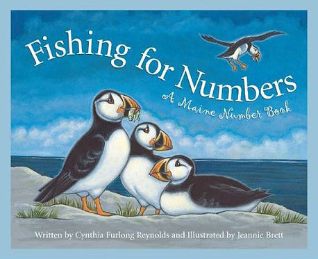 Fishing for Numbers: A Maine Number Book