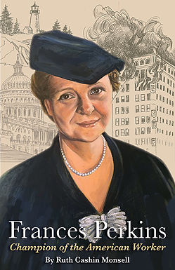 Frances Perkins (Shipping Late June)