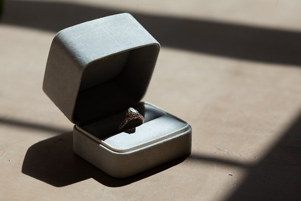 Concrete Ring Box