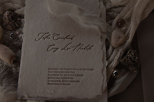 WEDDING INVITATION V