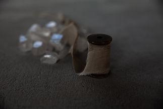 Stone habotai silk