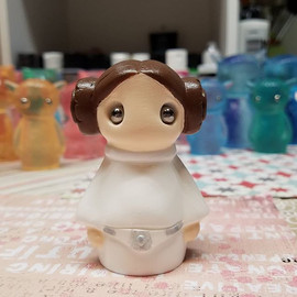 Princess Leia Beastie! Taking them to _s