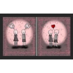 Completed! 😀 #illustration #love #igart