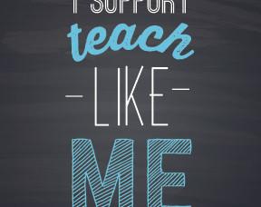 #TeachLikeMe Day Coming Soon!