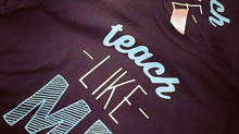 Teach Like Me T-Shirts Available Now!