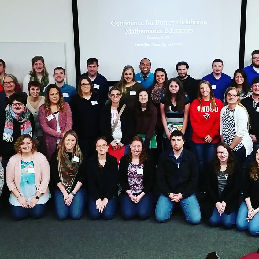 Future Oklahoma Mathematics Teachers