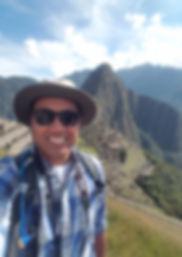 Peru Selfie